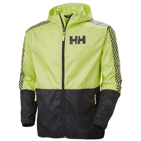 Helly Hansen Active Wind Jacket Men, sunny lime